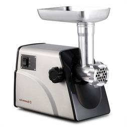 1HP 800W Electric Meat Grinder Sausage Maker Stainless Steel