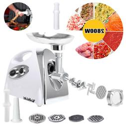 3.75HP Electric Meat Grinder Sausage Stuffer Commercial Stai