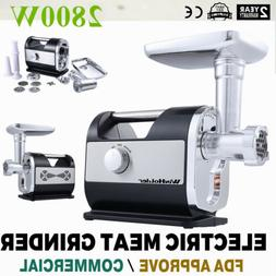 3.75HP Electric Meat Grinder Sausage Stuffer Commercial W/Ac