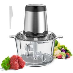 3L Electric Meat Grinder Home Kitchen Industrial Stainless S