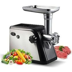 Homeleader 800W Electric Meat Grinder Mincer with 3 Stainles