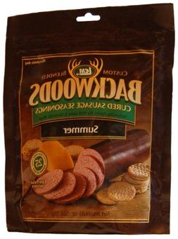 Backwoods Summer Sausage Seasoning with Cure Packet