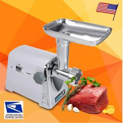 Commercial Electric Grinder Meat Stainless Steel Maker Sausa