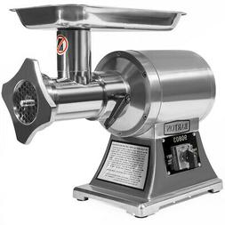 Commercial Grade 1HP Electric Meat Grinder 1100W Stainless S