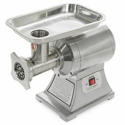 Commercial Stainless Steel 1HP Meat Grinder Blade Plate Saus