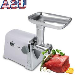 electric meat grinder home stainless steel sausage