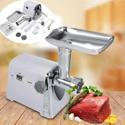 Electric Meat Grinder Sausage Stuffer Commercial Stainless S