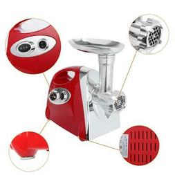 Electric Meat Grinder Sausage Stuffer New Commercial Stainle