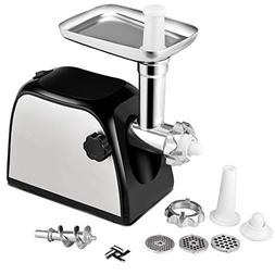 Costzon 2000W Electric Meat Grinder Stainless Steel Blade an