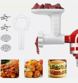 Food Meat Grinder Attachment For Kitchenaid Stand Mixer Kitc
