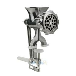 Heavy Duty Manual Meat Grinder Mincer Cast Iron Hand Operate