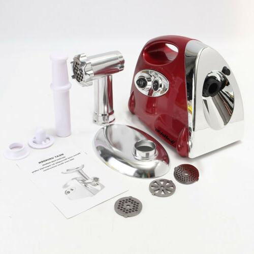 Powerful Meat Mincer Food Grinding