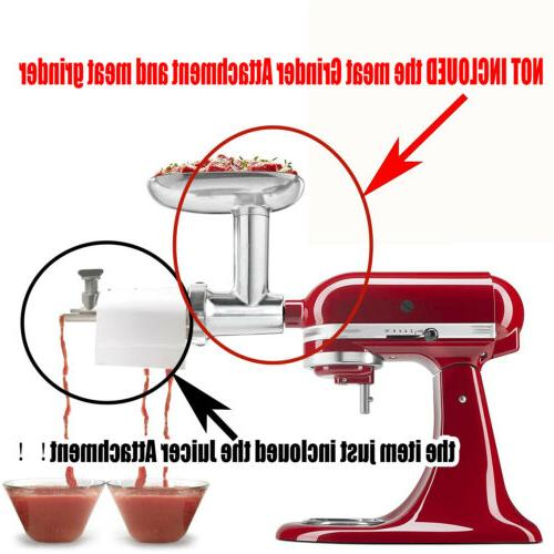 Meat Juicer For KitchenAid Stand Mixer