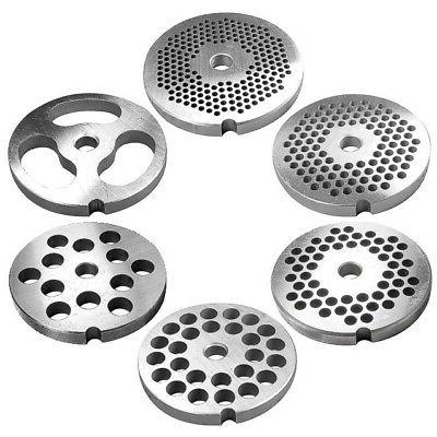 grinder plates stainless 8