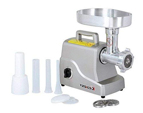 Kitchener Heavy Duty Electric Meat Grinder 2 3 Hp