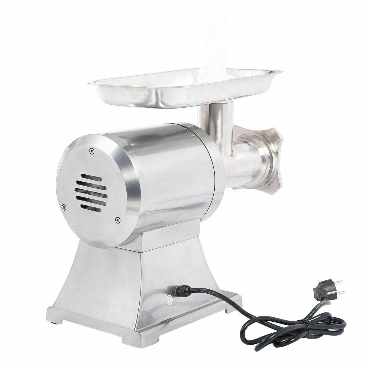 New Commercial Stainless True 1HP Grinder No #12