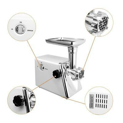Durable Electric 2800W Meat Grinder Cutter Home