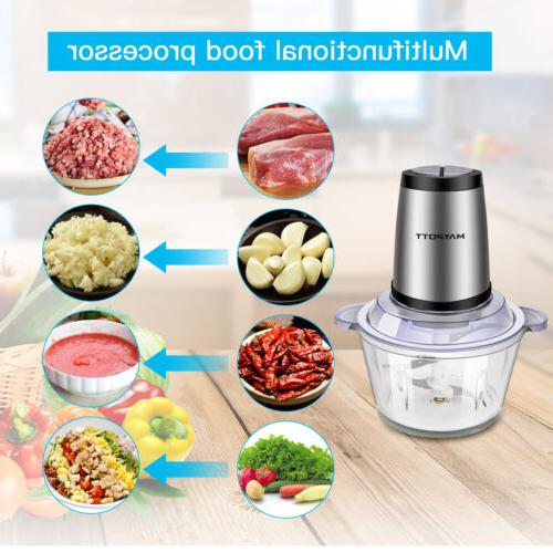 Electric Meat Kitchen Industrial Stainless Steel Sausage Maker 2L