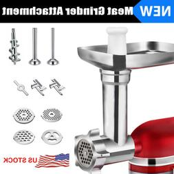 Meat Grinder Attachment For KitchenAid Stand Mixers Food Gri