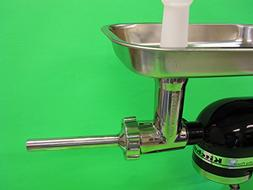 The ORIGINAL Meat Grinder attachment in Stainless Steel for
