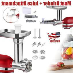 Meat Grinder Attachment Tomato Juicer Accessories for Kitche