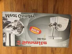 NEW SUNMILE SM-G3 ELECTRIC MEAT GRINDER AND SAUSAGE STUFFER