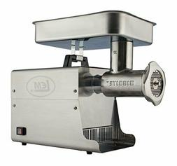 LEM Products 17821 Big Bite #32 1.5HP Stainless Steel Electr