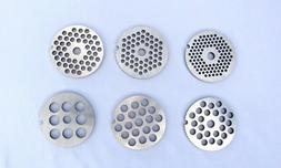 Size 10/12 Stainless Steel Grinding plate disc for LEM Rand