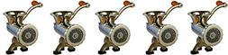 LEM Products #10 Stainless Steel Clamp-on Hand Grinder )