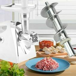 Stainless Steel Electrical Meat Grinder Screw Fittings Home