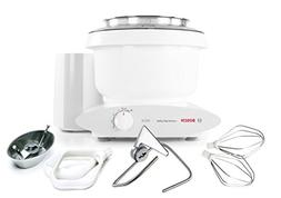 Bosch Universal Plus Mixer with Cookie Paddles & Bowl Scrape