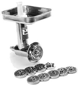 Globe XMCA-SS Stainless Steel Meat Grinder Assembly for #12